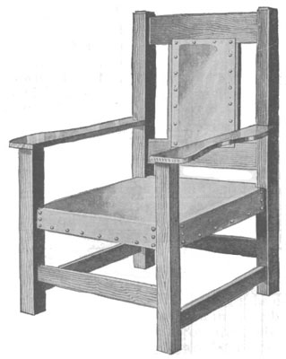 Basics Woodworking Wood arm chair plans